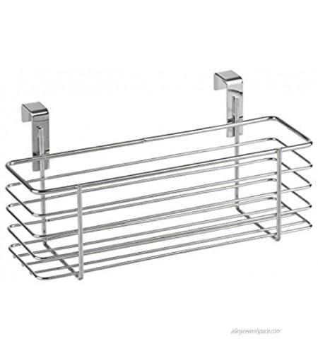 Wallace 2344100 Hook Over Storage Basket Slim by Wenko