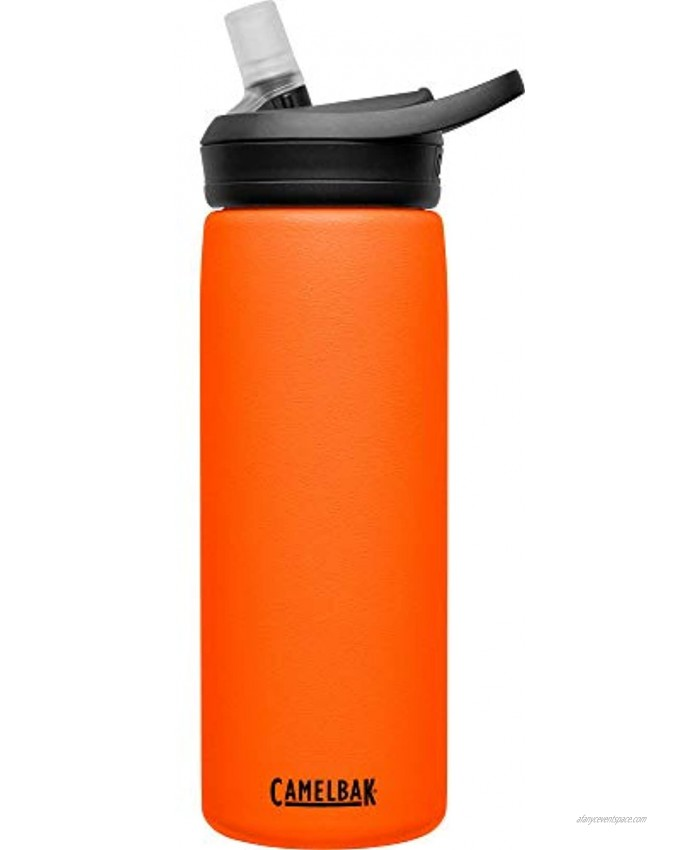 eddy+ Vacuum Insulated Stainless Steel Water Bottle 20oz Koi