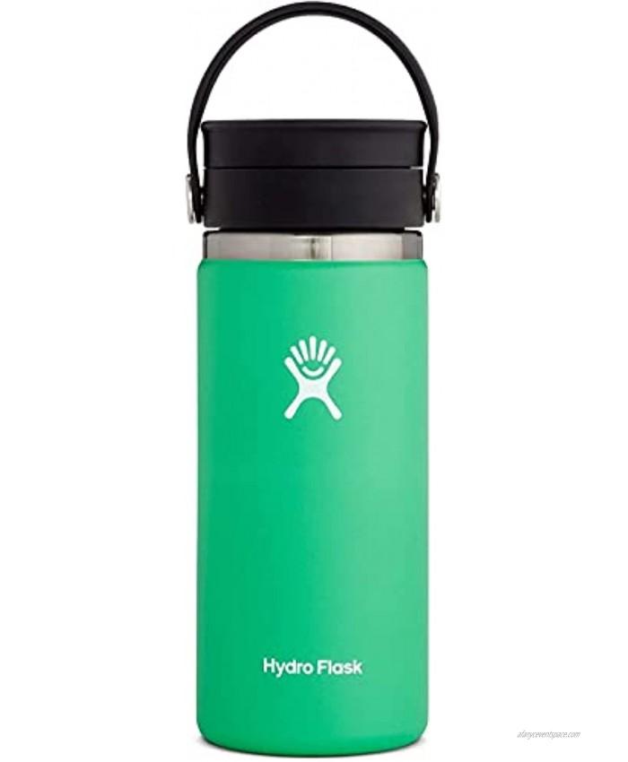 Hydro Flask Stainless Steel Coffee Travel Mug 16 oz Spearmint