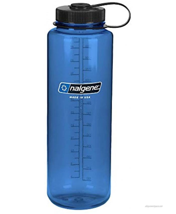 Nalgene Tritan Wide Mouth BPA-Free Water Bottle 48oz